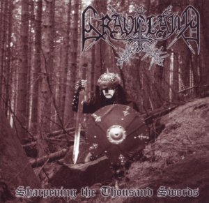 Graveland - Sharpening Thousand Swords (2015)