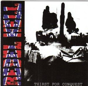 Rebel Hell - Thirst for conquest (2003)