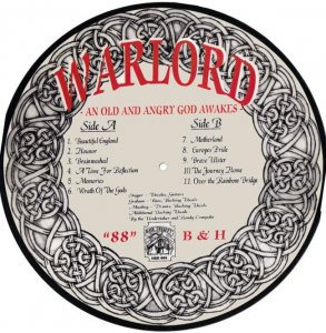 Warlord - An old and angry god awakes (2000)