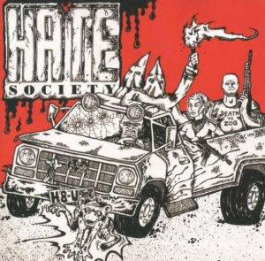 Hate Society - Sounds of Racial Hatred (1999) LOSSLESS