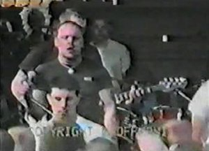 Skrewdriver - Live In Halesworth England 1987 (DVD)