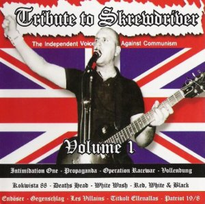 VA - Tribute to Skrewdriver vol. 1 (2004)