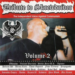 VA - Tribute To Skrewdriver vol. 2 (2005)