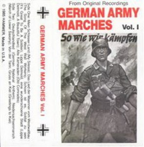 German Army Marches vol. 1 (1985)