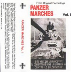 Panzer Marches vol. 1 (1987)