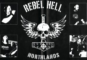 Rebel Hell - Discography (2003 - 2013)