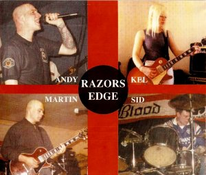 Razors Edge - Discography (1993 - 2015)