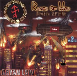 Runes of War - Aryan Law (2003)
