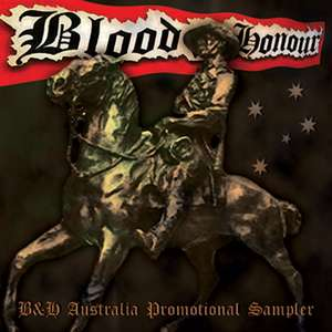 Blood & Honour Australia Promotional Sampler (2009)