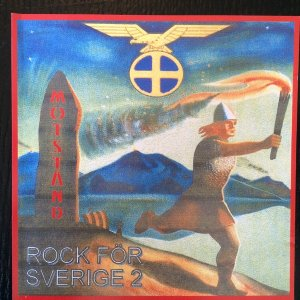 Rock For Sverige vol. 2 - Motstand (1995)
