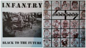 Martial & Infantry - Execution / Black to the Future (2012)