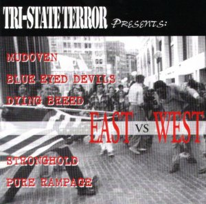 Tri-State Terror - East vs West (EP 1998)