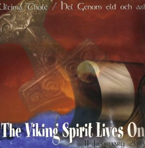Hel & Ultima Thule - Genom Eld Och Aska-The Viking Spirit Lives On! (2000)