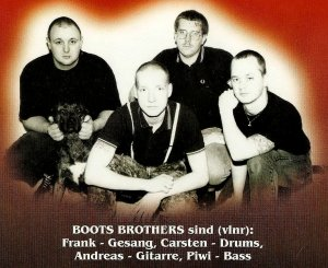 Boots Brothers - Discography (1992 - 2003)