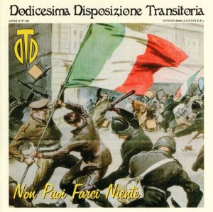 Dodicesima Disposizione Transitoria (DDT) - Discography (1998 - 2013)