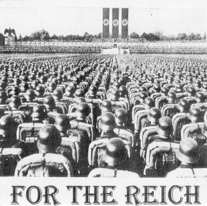For The Reich - Demo (2007)