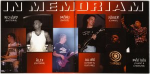 In Memoriam - Discography (1996 - 2002)