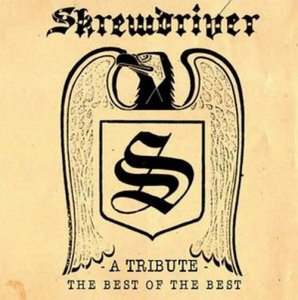 Skrewdriver - A Tribute - The Best Of The Best (2015)