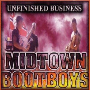 Midtown Bootboys  - Unfinished business (1996)