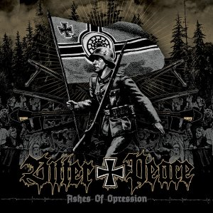 Bitter Peace - Ashes Of Oppression (2015)