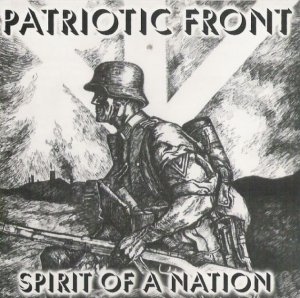 Patriotic Front - Spirit of a Nation (1999)