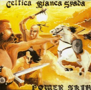 Power Skin - Celtica Bianca Spada (1991)