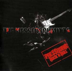The Messerschmitts - Pressburg Rock'n'Roll (2012)