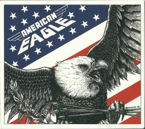 American Eagle - American Eagle (Remastered) (2015)
