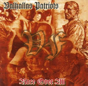 Valhallas Patriots - Race over all (2005)