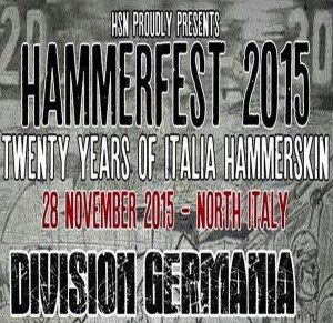 Division Germania - live in Hammerfest 2015
