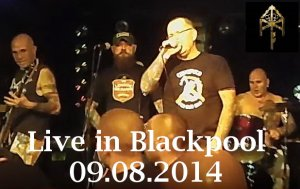 Tattooed Mother Fuckers - Live in Blackpool 09.08.2014 (HDRip)