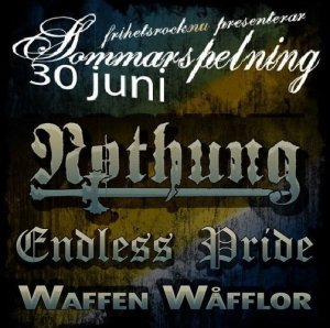 Endless Pride, Nothung & Wafflor Waffen - Sommarspelning 30.06.2012 (HDRip)