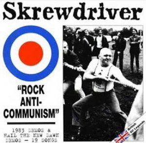 Skrewdriver - Rock Anti-Communism (2002)