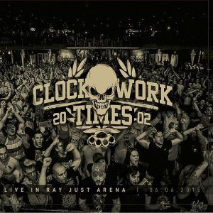 ClockWork Times (CWT) - Больше Рока, Меньше Меди! / Concert in Ray Just Arena 06.06.2015 [Double CD] (2015)
