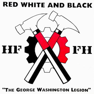 Red White And Black - The George Washington Legion (2016)