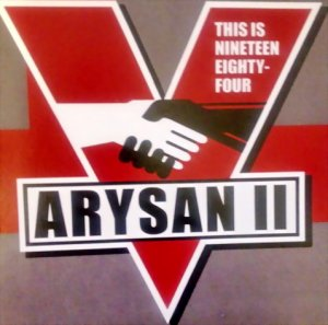 Arysan II - This Is Nineteen Eighty-Four (2016)