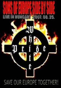 Sons of Europe – Side by Side - Live in Hungary 25.08.07 (DVDRip)