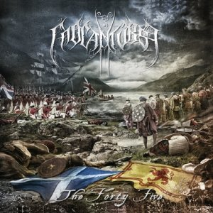 Cnoc An Tursa - The Forty Five (2017)