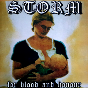 Storm - For Blood And Honour (2017)