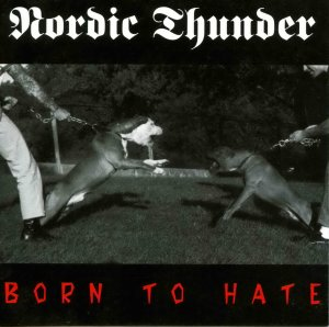 Nordic Thunder - Born To Hate (1993) LOSSLESS