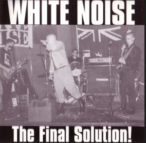White Noise - The Final Solution (1999) LOSSLESS