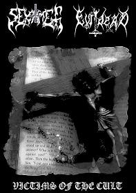 Sekhmet / Evil Dead - Victims of the Cult (2006) split