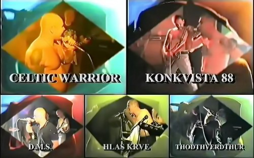 Celtic Warriors, Konkwista 88, Hlas Krve, D M S