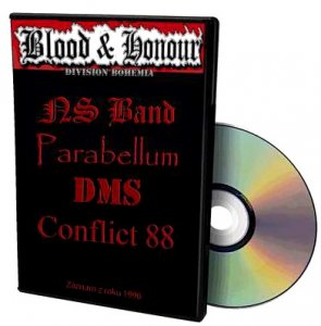 NS Band, Parabellum, D.M.S. & Conflict 88 - Live in Kremnica (DVDRip)
