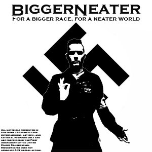 BiggerNeater - For a Bigger Race, For a Neater World (2017)