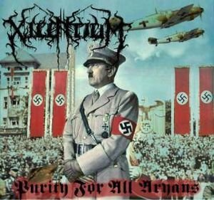 Xilentium - Purity For All Aryans (2014)