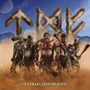 T.M.F. - A Collection Of Hate (2017)