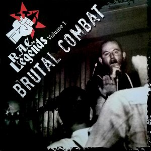 Brutal Combat - R.A.C. Legends Volume 1 (2014)