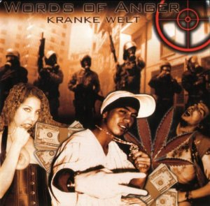 Words of Anger - Kranke Welt (2003)
