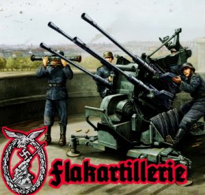 Flakartillerie (2018)